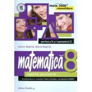 MATEMATICA CLASA A VIII - a. ALGEBRA, GEOMETRIE