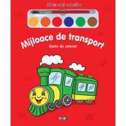 MIRACOLUL CULORILOR - MIJLOACE DE TRANSPORT