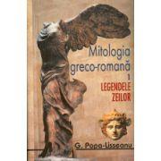 PACHET MITOLOGIA GRECO-ROMANA LEGENDELE ZEILOR + LEGENDELE EROILOR