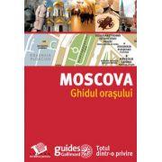 MOSCOVA GHIDUL ORASULUI