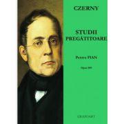 STUDII PREGATITOARE PENTRU PIAN OPUS 849