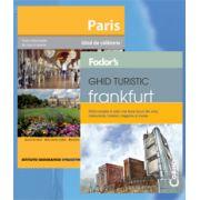 PACHET PARIS GHID DE CALATORIE + FRANKFURT GHID TURISTIC