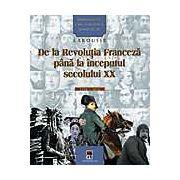 PERSONALITATI CARE AU SCHIMBAT ISTORIA LUMII. DE LA REVOLUTIA FRANCEZA PANA LA INCEPUTUL SECOLULUI XX