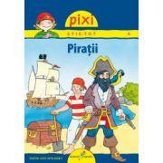 Pixi Stie-tot - Piratii