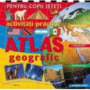 ATLAS GEOGRAFIC. ACTIVITATI PRACTICE