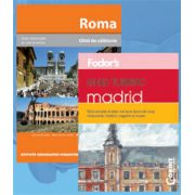 PACHET ROMA GHID DE CALATORIE + MADRID GHID TURISTIC