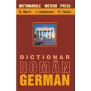Dictionar roman - german