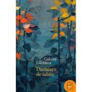 DECLARATIE DE IUBIRE ( EDITIE CARTONATA )