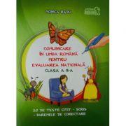 Comunicare in limba romana pentru evaluarea nationala (clasa a II-a)