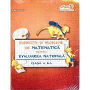 Exercitii si probleme de matematica pentru evaluarea nationala (clasa a II-a)
