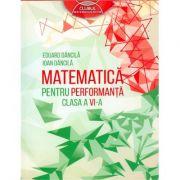 Matematica pentru performanta (clasa a VI-a)