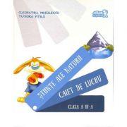 Stiinte ale naturii - caiet de lucru (clasa a III-a)