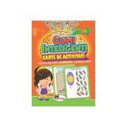 Jocuri pentru copii inteligenti. Carte de activitati (+5 ani)