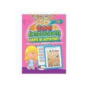 Jocuri pentru copii inteligenti. Carte de activitati (+7 ani)