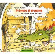 Printesa si dragonul