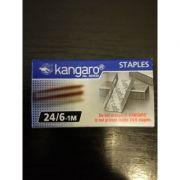 Capse nr. 24/6 Kangaro 1000 buc/cut