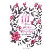 111 cele mai frumoase poezii de dragoste