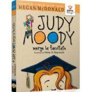 Judy Moody merge la Facultate