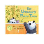 Doi ursuleti panda timizi