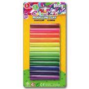 Set plastelina 12 culori