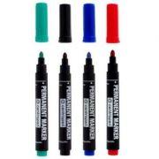 Marker permanent Centropen diverse culori ( NEGRU, ALBASTRU, ROSU, VERDE)