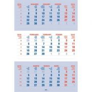 Calendar Triptic 2018