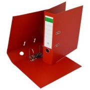 Biblioraft plastifiat, 7. 5cm, Red