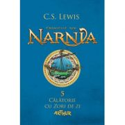Cronicile din Narnia V. Călătorie cu Zori de zi