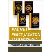 Pachet Percy Jackson și Olimpienii