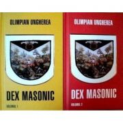 DEX MASONIC VOL. 1+2
