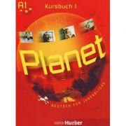 Planet 1: Kursbuch: Deutsch fur Jugendliche