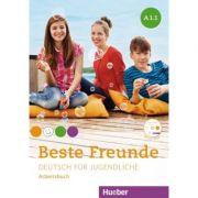 Beste Freunde A1/1 Arbeitsbuch mit CD-ROM Deutsch für Jugendliche