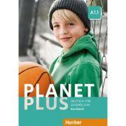 Planet Plus A1. 1 Kursbuch Deutsch für Jugendliche