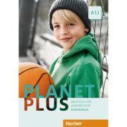 Planet Plus A1. 1 Arbeitsbuch Deutsch für Jugendliche