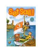 Set Sail! Pupil's Book 3
