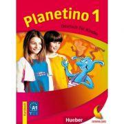 Planetino 1 Kursbuch Deutsch für Kinder