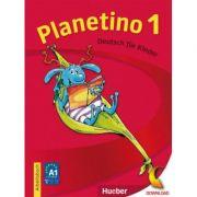 Planetino 1 Arbeitsbuch Deutsch für Kinder
