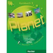 Planet 3 Kursbuch Deutsch für Jugendliche