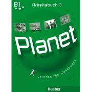 Planet 3 Arbeitsbuch Deutsch für Jugendliche