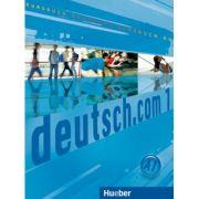 Deutsch. com 1 Kursbuch