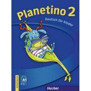 Planetino 2. Deutsch fur Kinder. Arbeitsbuch