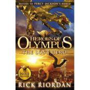 The Lost Hero: Heroes of Olympus Book 1