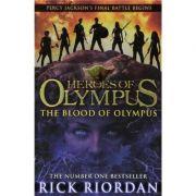 The Blood of Olympus - Heroes of Olympus