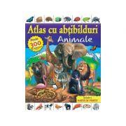 ATLAS CU ABTIBILDURI ANIMALE