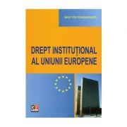 DREPT INSTITUTIONAL AL UNIUNII