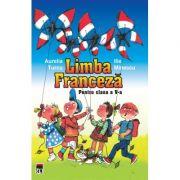 LIMBA FRANCEZA CL V, MANUAL, AVANSAT