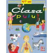 CLASA PUIUT-ENCICLOPEDIE4/7ANI