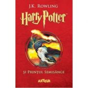 Harry Potter si Printul Semisange (volumul 6 din seria Harry Potter)