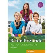 Beste Freunde. A2. 1 Kursbuch