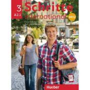 Schritte International 3 Kursbuch/Arbeitsbuch